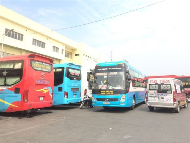 TPHCM: Tăng cường 2.150 xe khách đưa người dân về quê đón Tết