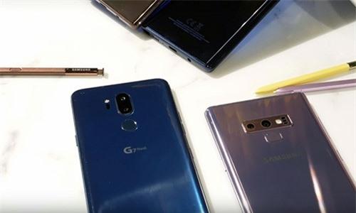 Xuất khẩu điện thoại của Hàn Quốc tệ nhất trong 16 năm qua