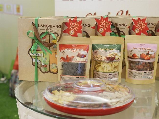 """Nông sản LangBiang mang đặc sản Tây Nguyên """"mê hoặc"""" doanh nhân Sài thành"""