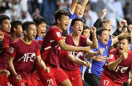 """Báo Hàn Quốc: """"Việt Nam trở thành vai chính tại Asian Cup 2019"""""""