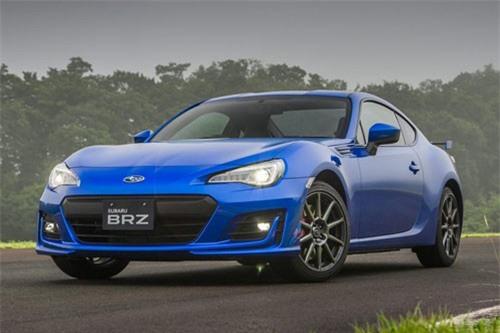 Cận cảnh xe thể thao của Subaru, giá gần 600 triệu