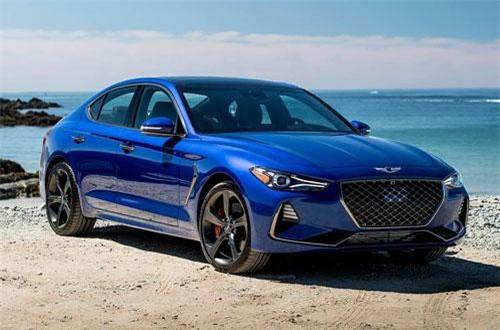 Top 10 xe hơi hạng sang đẹp nhất năm 2019