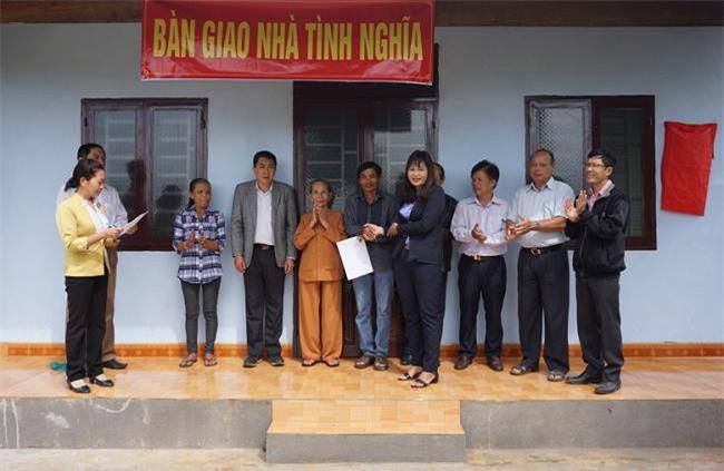 Văn hoá doanh nghiệp tại Công ty Điện lực Lâm Đồng còn thể hiện trên tinh thần tương thân, tương ái, vì sự phát triển cộng đồng (Ảnh: TL)