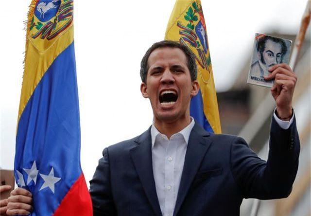 Biểu tình bùng phát tại Venezuela sau khi lãnh đạo đối lập tự nhận là tổng thống lâm thời - 9
