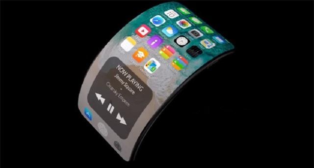 Năm 2020 cũng là thời điểm chiếc iPhone với màn hình gập được trình làng?