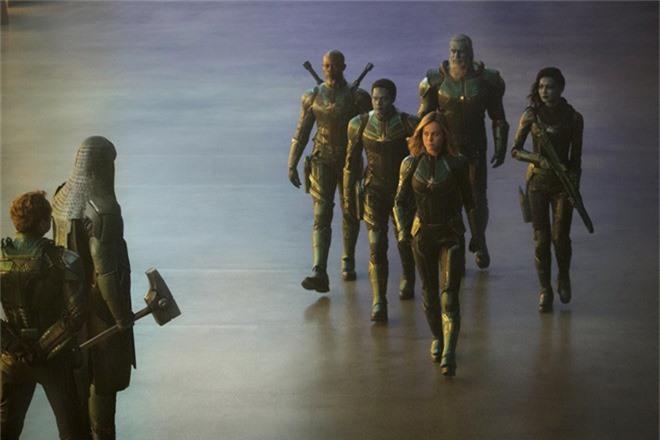 7 chủng tộc ngoài hành tinh bá đạo nhất MCU: Titans như Thanos vẫn chưa phải là nhất - Ảnh 1.