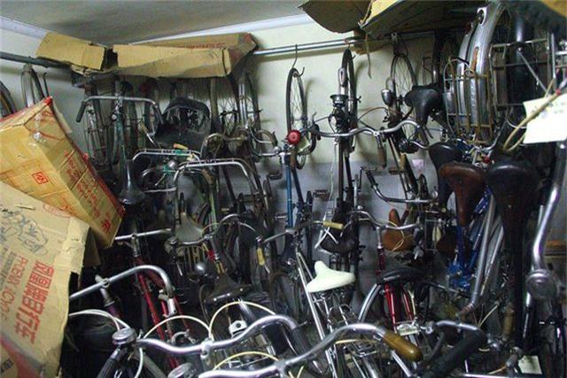 Đại gia Hà thành bán xe đạp cổ mua nhà mặt phố - 13