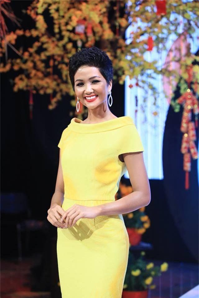 HHen Niê trượt Top 5 Miss Grand Slam - Hoa hậu của các hoa hậu 2018 - Ảnh 1.