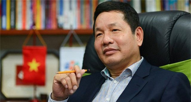 Ông Trương Gia Bình: Chính sách phải là bệ đỡ cho kinh tế 4.0 và hệ sinh thái AI - 1