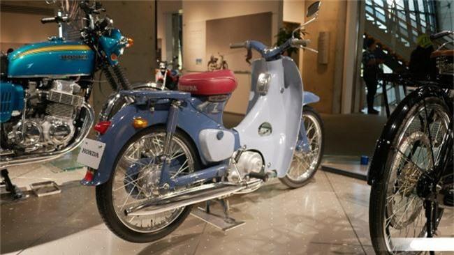 Honda Super Cub.