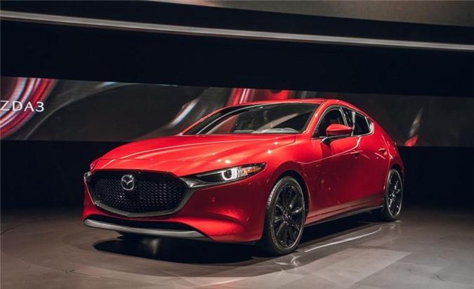 Mazda3 2019.