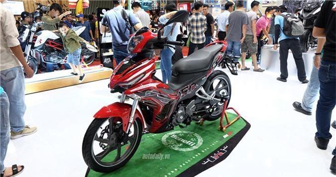 Benelli RFS 150i giá 40 triệu sắp mở bán tại Việt Nam. Benelli Việt Nam sẽ chính thức mở bán mẫu xe côn tay RFS 150i hoàn toàn mới với mức giá 39,9 triệu đồng trong thời gian tới. (CHI TIẾT)