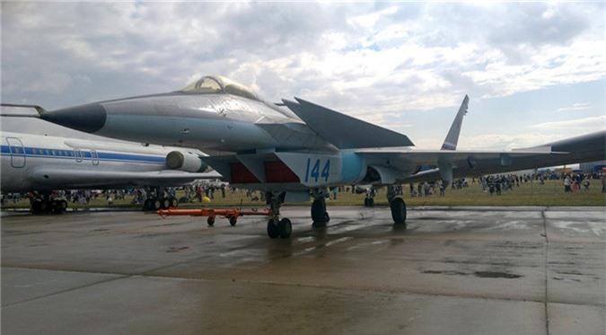 F-22 danh bai may bay the he 5 dau tien cua Nga nhu the nao?-Hinh-5