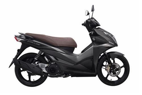 Bảng giá xe máy Suzuki tháng 2/2019: Khuyến mãi hấp dẫn. Nhằm giúp quý độc giả tiện tham khảo trước khi mua xe, Doanh nghiệp Việt Nam xin đăng tải bảng giá niêm yết xe máy Suzuki tháng 2/2019. Mức giá này đã bao gồm thuế VAT. (CHI TIẾT)