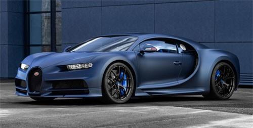 Ngắm Bugatti Chiron phiên bản kỉ niệm sản xuất chỉ 20 chiếc. Bugatti sẽ sản xuất phiên bản giới hạn của Chiron Sport nhằm kỉ niệm 110 năm thành lập của công ty có trụ sở tại Pháp. Chỉ có 20 chiếc Chiron loại này được xuất xưởng.(CHI TIẾT)