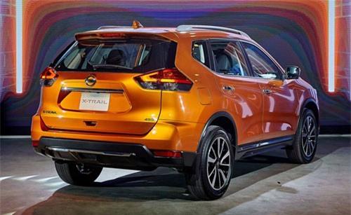 Chi tiết Nissan X-Trail bản nâng cấp ra mắt tại Thái Lan, giá từ 43.000 USD. Nissan vừa chính thức trình làng phiên bản nâng cấp của mẫu X-Trail tại Thái Lan với giá bán dao động từ 43.000-52.700 USD.(CHI TIẾT)