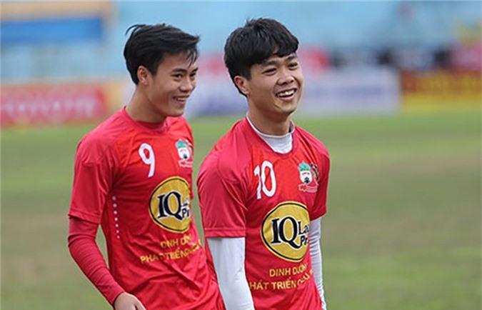 bóng đá Việt Nam, V-League, tin tức V-League, HAGL, Công Phượng