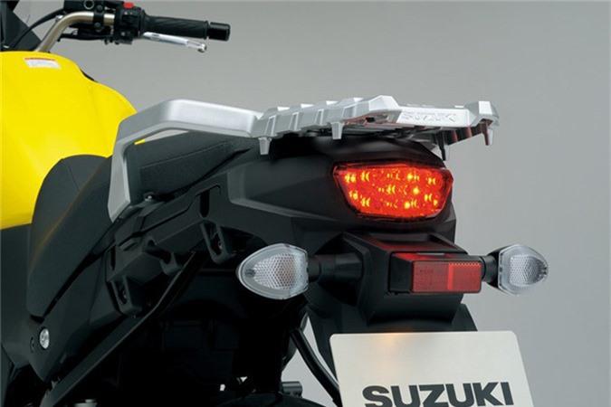 Ra mat Suzuki V-Strom 650 XT ABS moi gia 243 trieu dong-Hinh-6