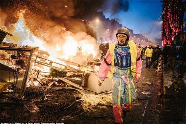 Những bức ảnh ấn tượng của Giải thưởng nhiếp ảnh 2019 - 8