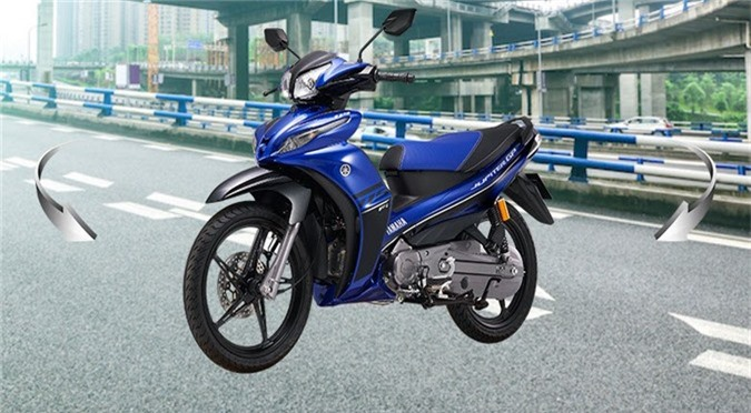 Yamaha Jupiter GP 2019.
