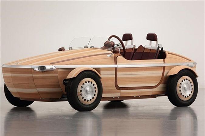 Nhung mau xe concept ky la nhat the gioi hinh anh 10