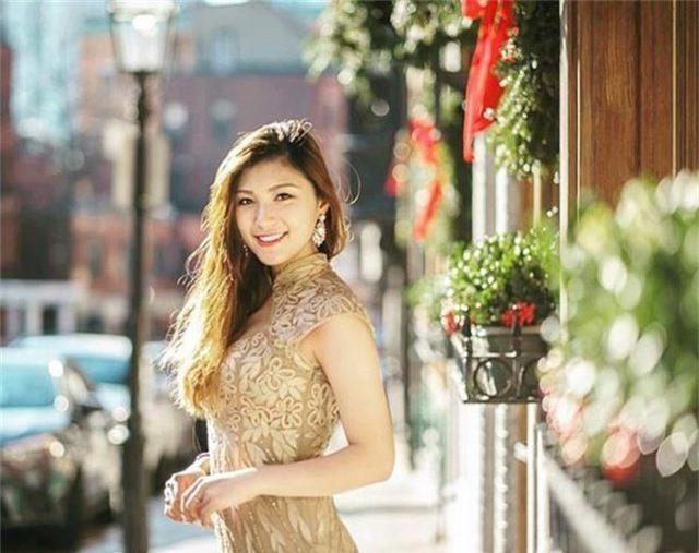 """Say đắm tài sắc của 4 nữ du học sinh Việt """"tuổi Hợi"""" - 1"""