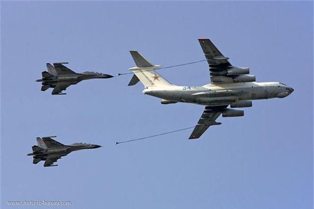 Vấn đề lớn nhất của không quân Nga - 1