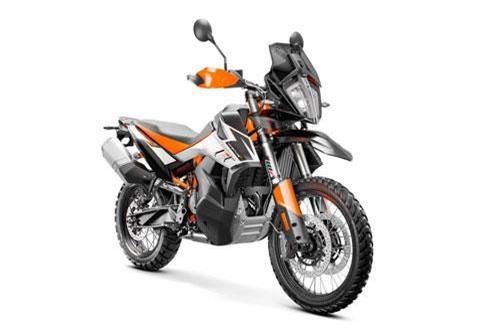 10. KTM 790 Adventure 2019 (giá khởi điểm: 14.354 USD).