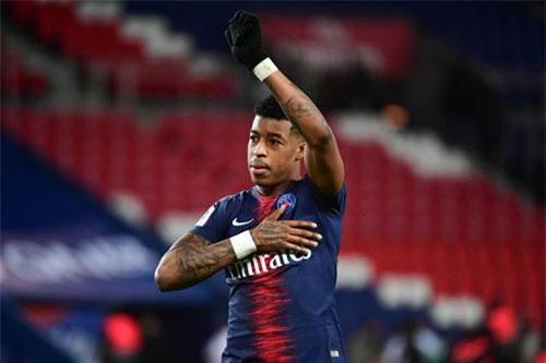 Trung vệ: Presnel Kimpembe (Paris Saint-Germain).