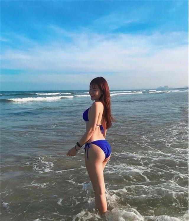 Bạn gái nóng bỏng của thủ thành Văn Lâm bức xúc vì bị đưa ảnh lên ứng dụng hẹn hò - 8