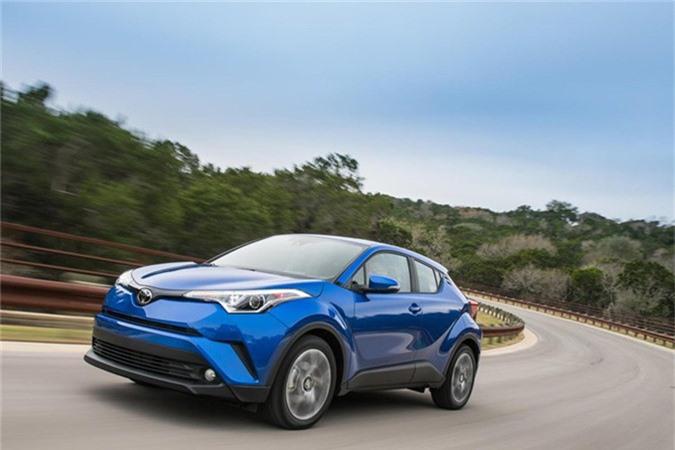 Loat xe SUV gia gan 500 trieu dang mua nhat nam 2019