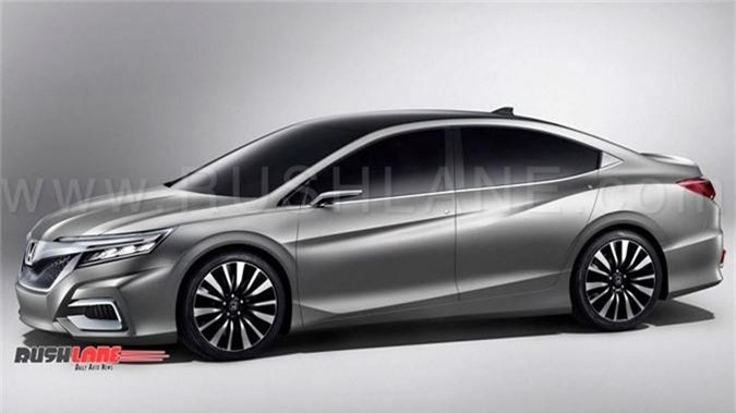 Honda City đời mới ra mắt vào cuối 2019, thiết kế giống Accord và Insight