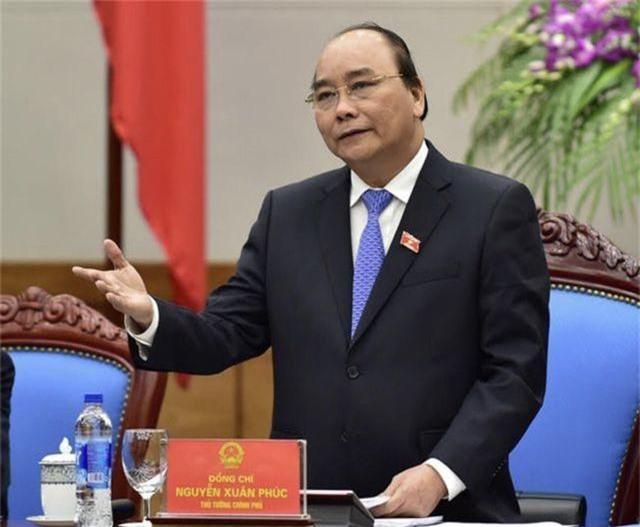 TT Nguyễn Xuân Phúc