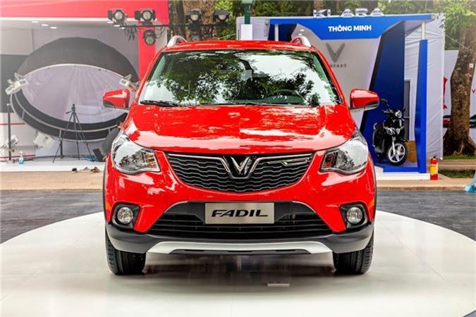 Giá ôtô rẻ nhất của VinFast. Giá bán mẫu xe cỡ nhỏ VinFast Fadil tăng thêm 23 triệu đồng kể từ đầu năm 2019 khi VinFast điều chỉnh giá bán theo lộ trình. (CHI TIẾT)
