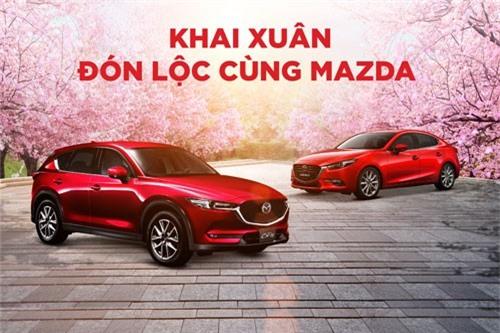 Thaco giảm giá 4 mẫu xe 'ăn khách' của Mazda tại Việt Nam