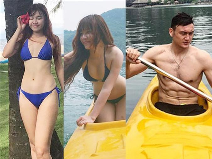 Bị chê làm màu khi yêu Đặng Văn Lâm, 'hotgirl phòng gym' lập tức đáp trả