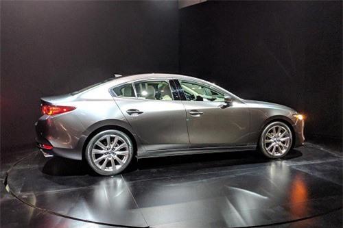 Top 10 xe sedan tốt nhất trong tầm giá dưới 50.000 USD: Mazda 3 góp mặt
