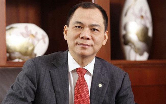 Tài sản của tỷ phú Phạm Nhật Vượng tăng thêm gần 1 tỷ USD từ sau Tết, gia nhập nhóm 200 người giàu nhất thế giới