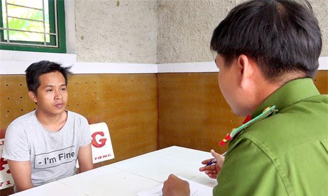 An Giang: Nam thanh niên sợ bị bắt đi cai nghiện ma túy… ra tay đâm Trung úy Công an