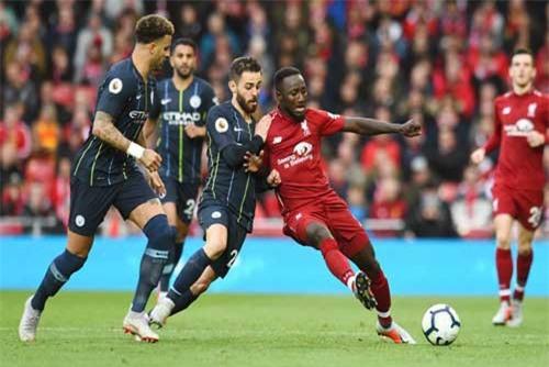 Liverpool sẽ đầu hàng trước sức mạnh của Man City?
