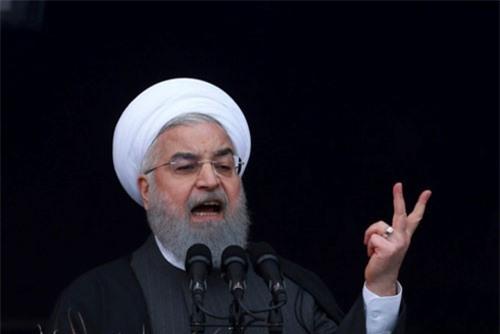 Iran 'chìa cành ô liu' với các nước vùng Vịnh