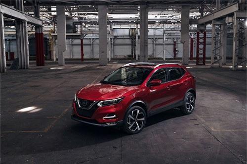 Nissan Rouge Sport 2020 ra mắt, nâng cấp thẩm mỹ, an toàn hơn