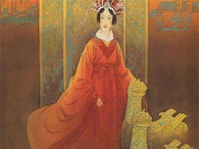 Thói lăng loàn khó đỡ của bà hoàng đầu tiên của Trung Quốc