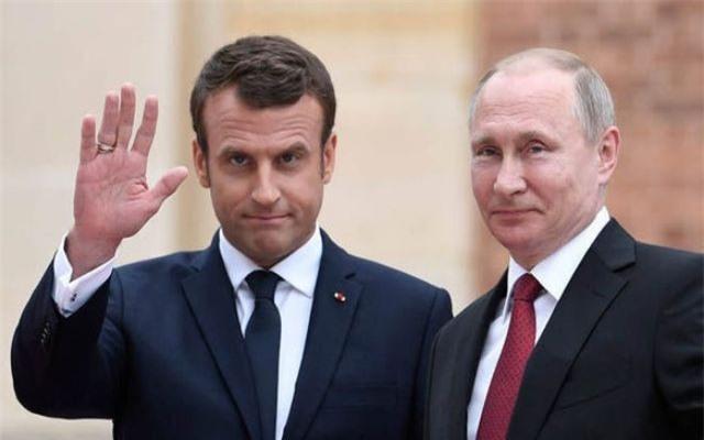 Không phải Trump, Putin bắt tay lãnh đạo này mang hòa bình cho Syria