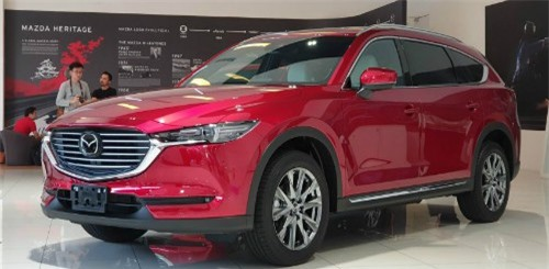 Háo hức Mazda CX-8 về Đông Nam Á, giá khởi điểm tầm 1,01 tỷ đồng