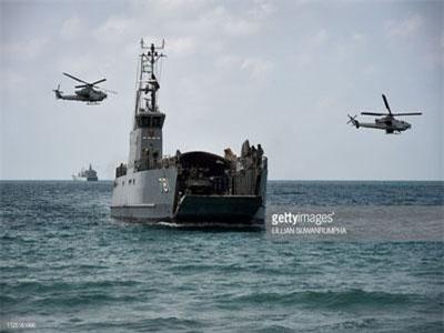 Mục kích Thủy quân Lục chiến Mỹ và đồng minh đổ bộ lên Thái Lan