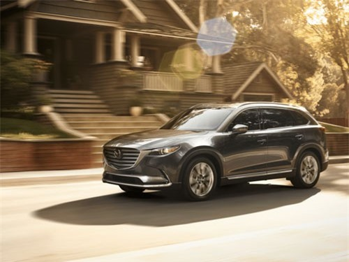 Mazda sắp ra mắt 2 mẫu crossover mới