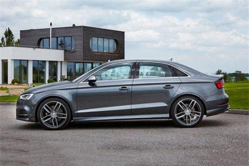 Ngắm mẫu sedan 'nhỏ nhưng có võ' của Audi