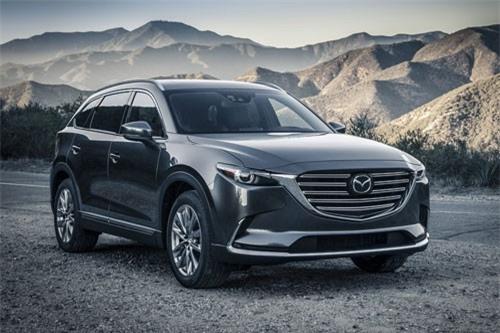 Top 10 xe SUV cỡ trung tiết kiệm xăng, dầu nhất năm 2019