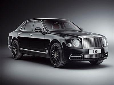 Chiếc Bentley Mulsanne W.O độc nhất cho thị trường Việt